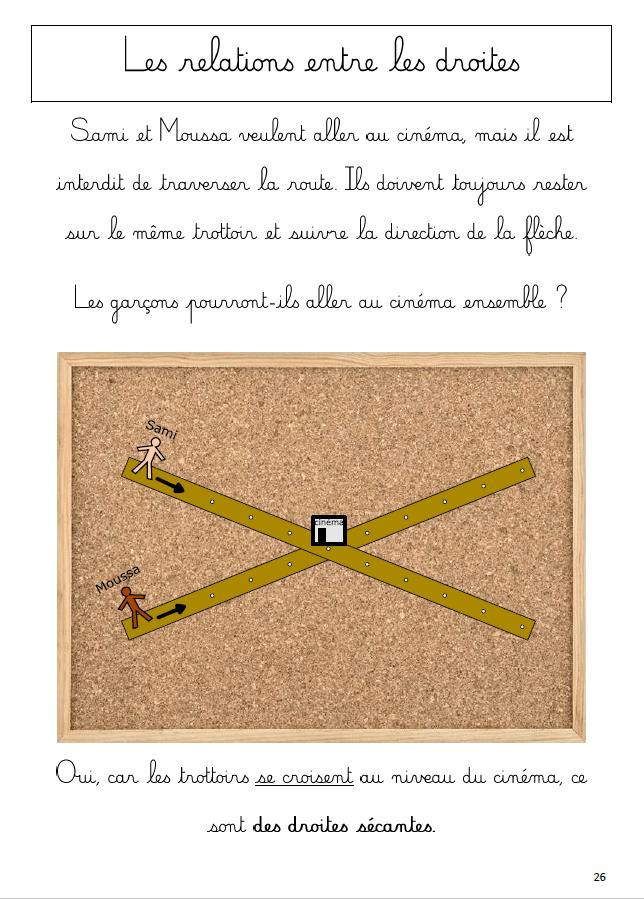 formation montessori geometrie