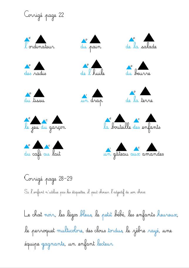 montessori grammaire pdf